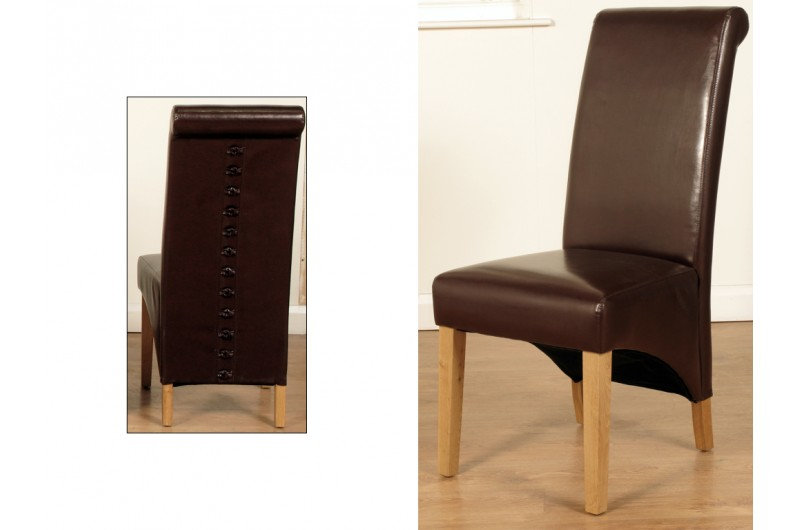 5147 thickbox default Rocco Dining Chairs Brown
