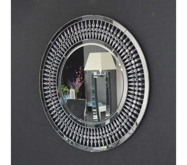 4430 thickbox default Crystal 3ft Round Mirror