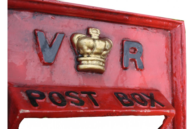 4652 thickbox default English Post Box Front