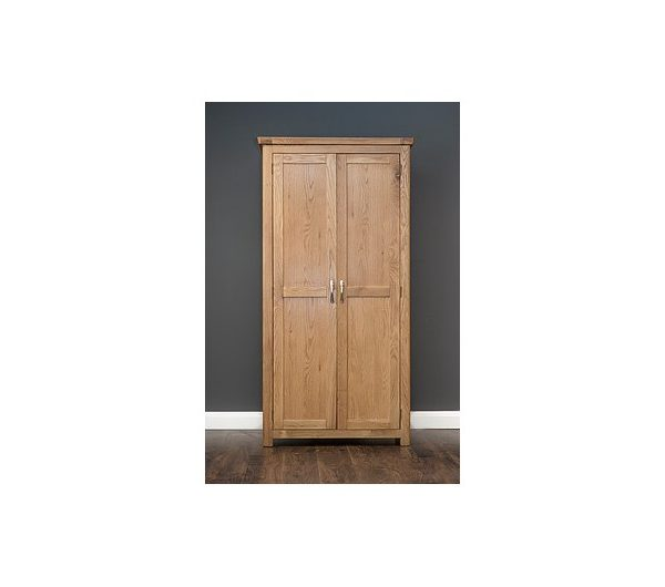 Manhattan Oak Wardrobe