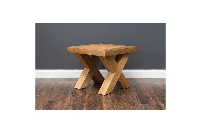 X Range Lamp Table