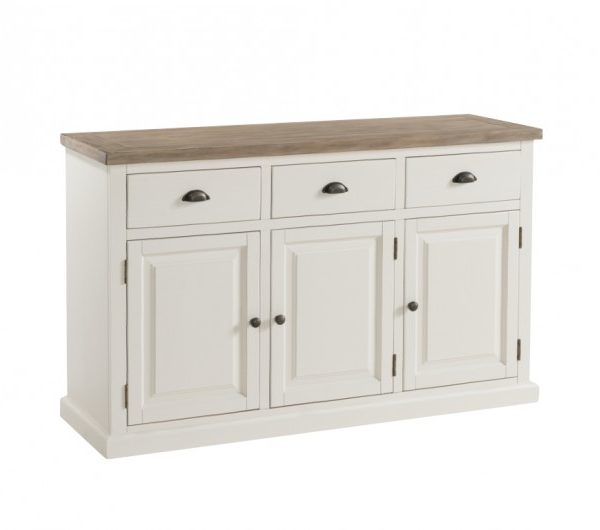 Santorini 3 Door Sideboard