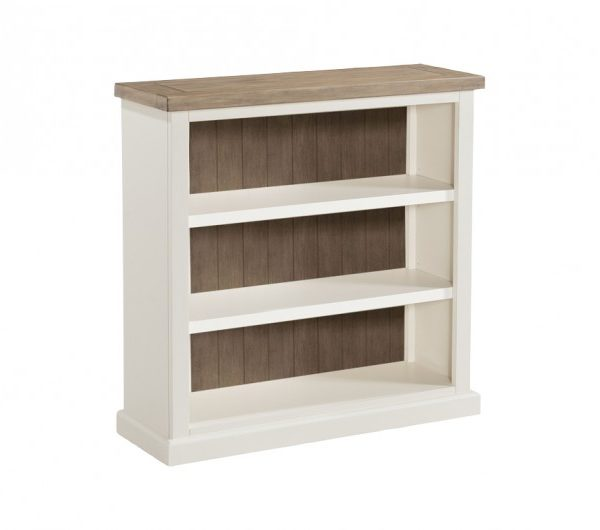 Santorini Low Bookcase