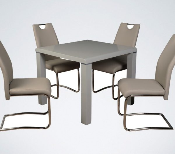 5262 thickbox default Clarus Khaki Dining Set