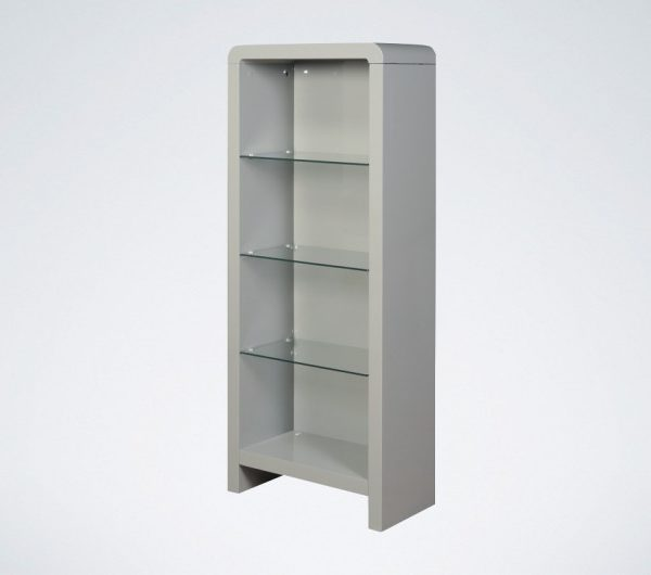5264 thickbox default Clarus Grey Bookcase