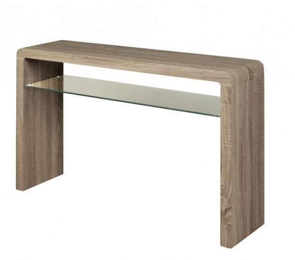 5293 thickbox default Encore Havana Large Console Table Dark Oak