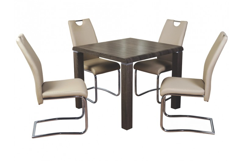 5818 thickbox default Encore Charcoal Dining Set Khaki