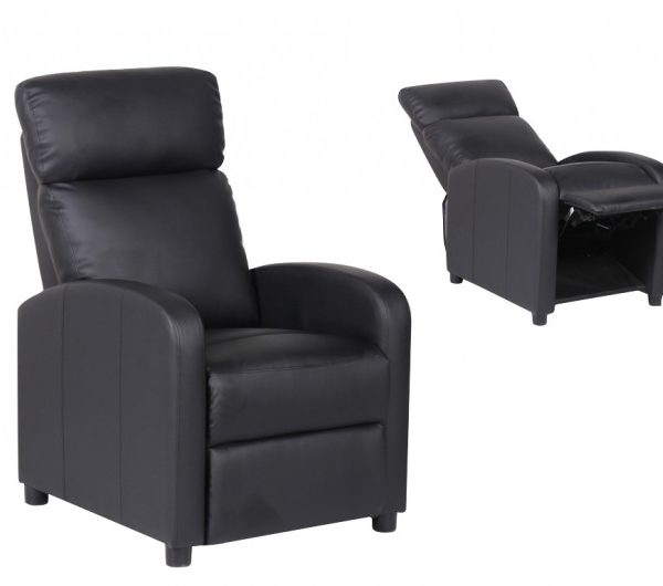 5346 thickbox default Serenity Reclining Chair Black
