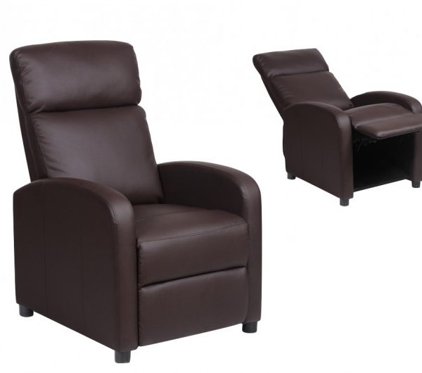 5347 thickbox default Serenity Reclining Chair Brown