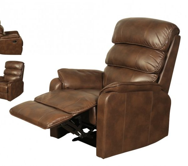 5348 thickbox default Harmony Manual Reclining Chair Two Tone Tan
