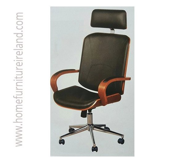 Executive Office Chair (Black)