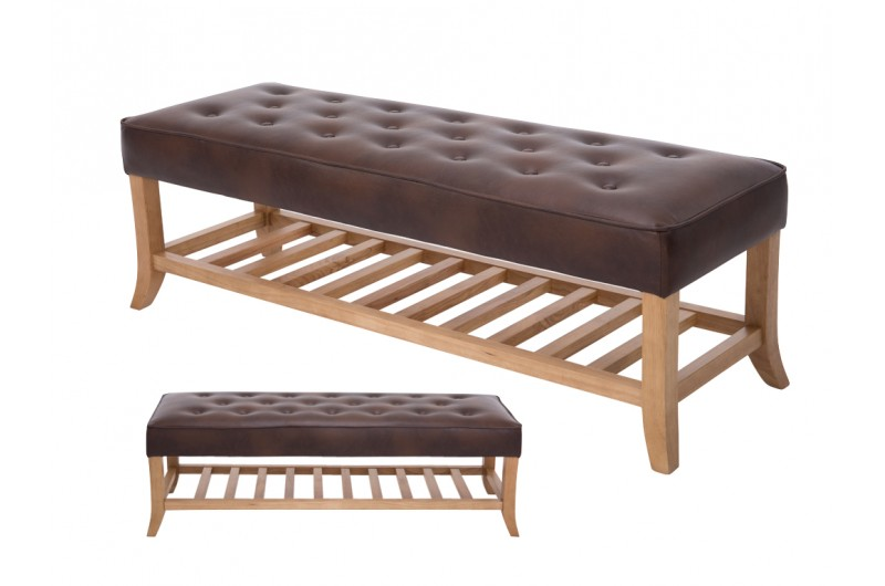 5415 thickbox default Amira Two Tone Tan Bench