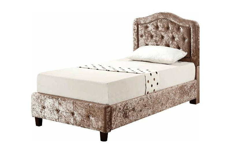5417 thickbox default Kimberley Champagne Fabric Bed
