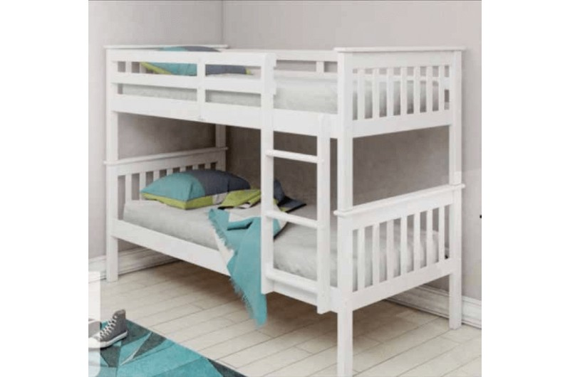 5425 thickbox default Athens Bunk Bed White