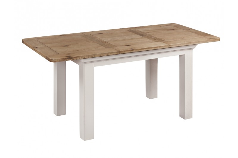 Lyon Painted 1400MM Extension Dining Table