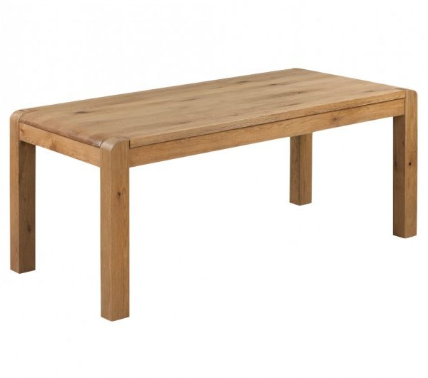 Capri 1800MM Fixed Dining Table