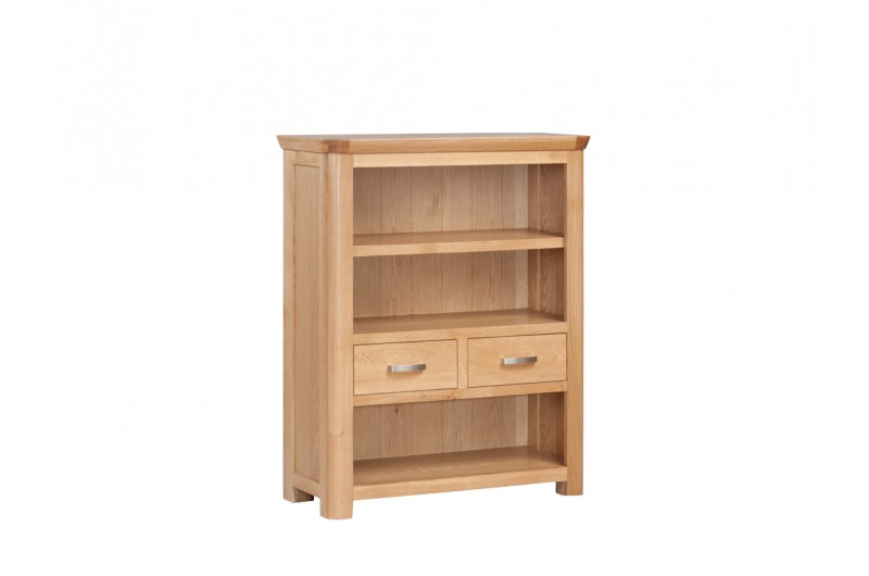 5523 thickbox default Treviso Oak Low Bookcase