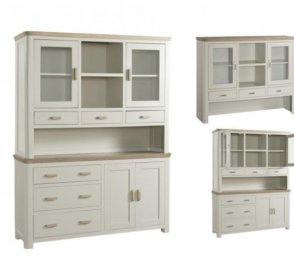 5528 thickbox default Treviso Painted Large Buffet Hutch