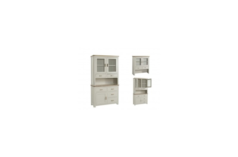 5529 thickbox default Treviso Painted Small Buffet Hutch