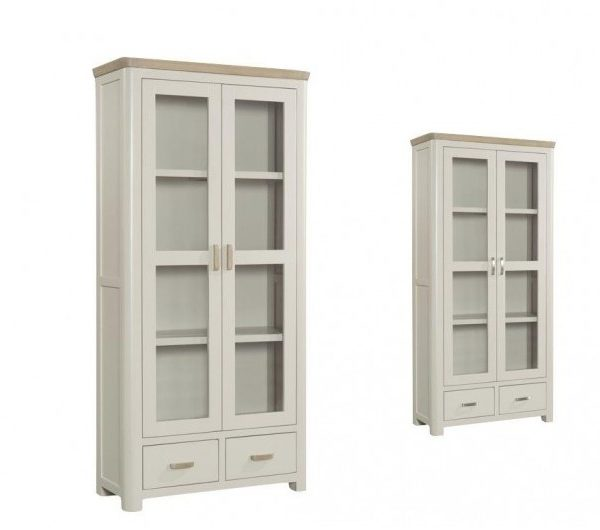 5531 thickbox default Treviso Painted Display Cabinet