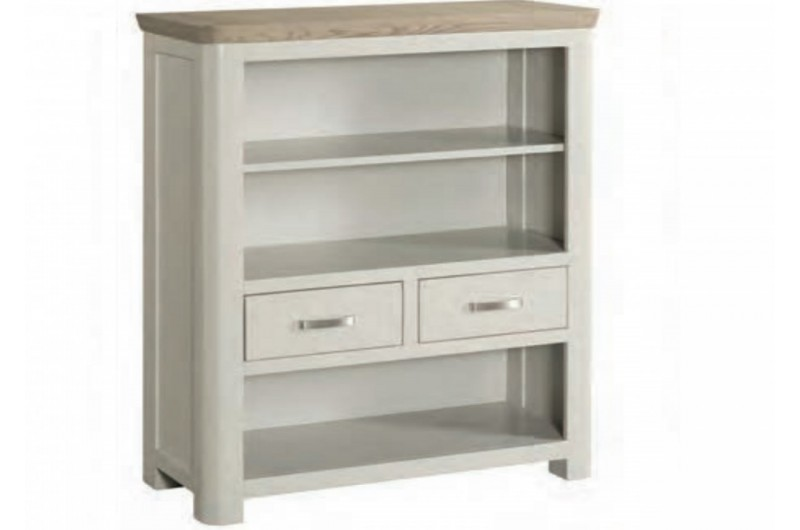 5532 thickbox default Treviso Painted Low Bookcase