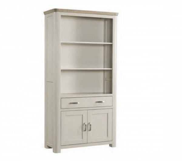 5533 thickbox default Treviso Painted High Bookcase