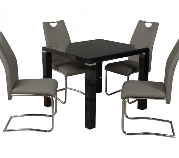 5540 thickbox default Clarus BlackGrey Dining Set