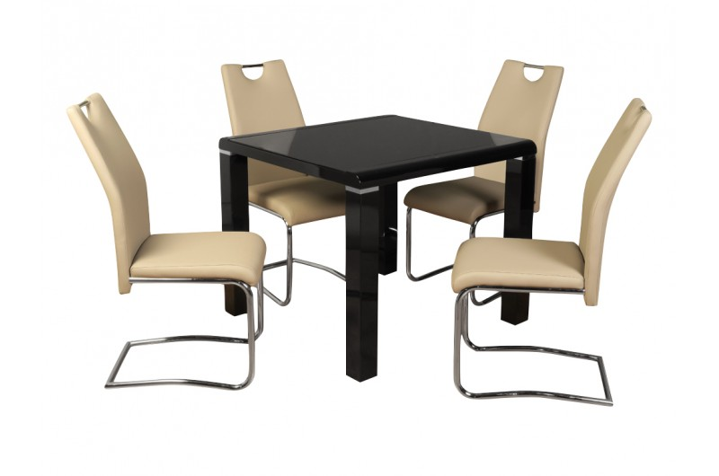 5541 thickbox default Clarus BlackKhaki Dining Set