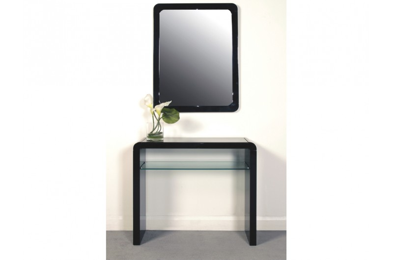 5548 thickbox default Atlantis Clarus Console Table And Mirror Black