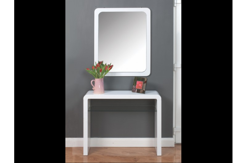 5554 thickbox default Atlantis Clarus Console Table White And Mirror