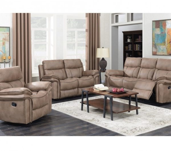 Richmond Reclining Suite (Sahara)