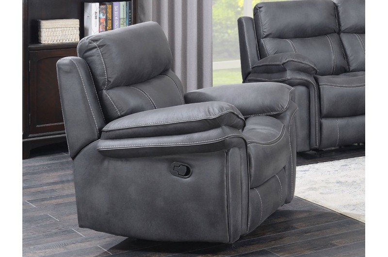5561 thickbox default Richmond Reclining Chair Charcoal