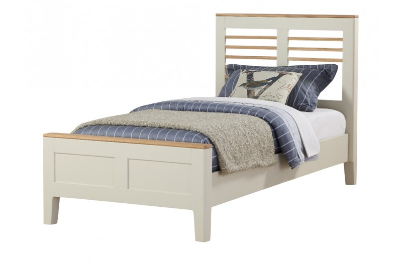 Dunmore Painted 3Ft Slat Bed