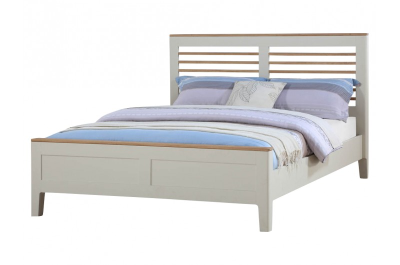 5601 thickbox default Dunmore Painted 5Ft Slat Bed