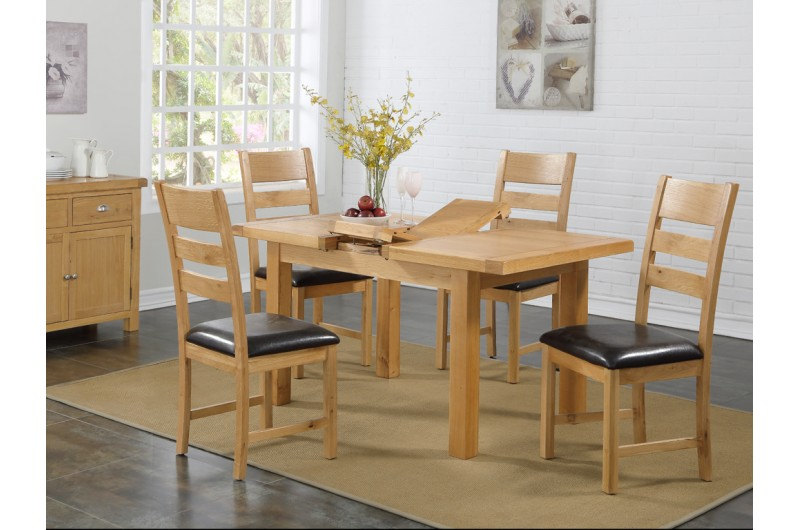 5721 thickbox default Newbridge 5x3 Butterfly Extension Dining Set