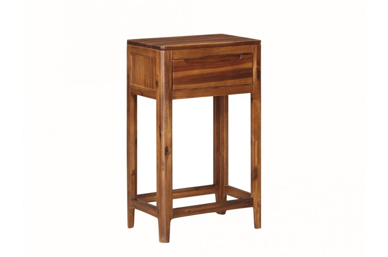 Dunmore Acacia Medium Hall Table