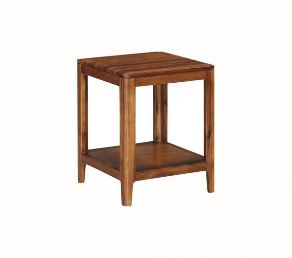 Dunmore Acacia End Table