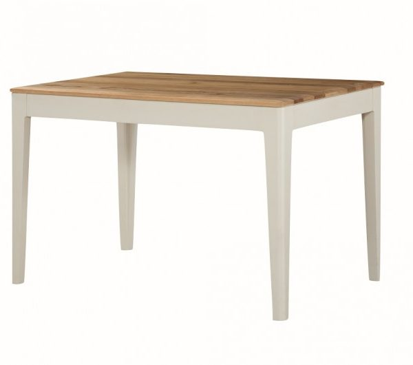 Dunmore Painted 4' Fixed Dining Table