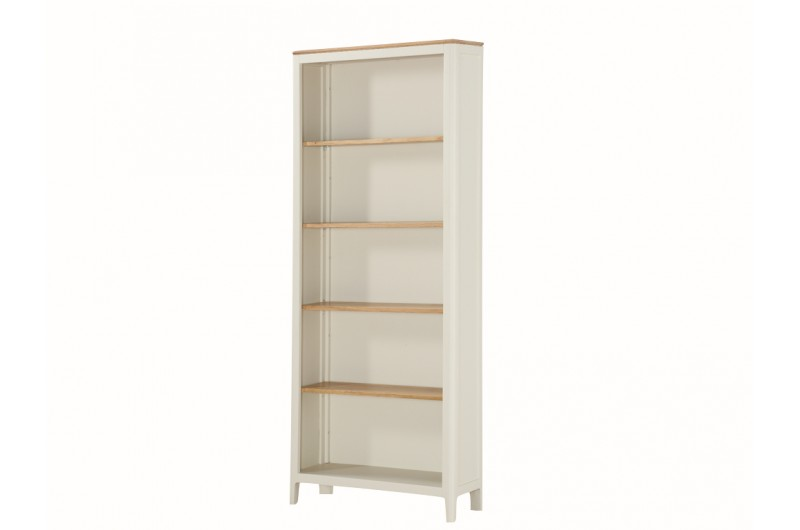 Dunmore Painted Tall Bookcase