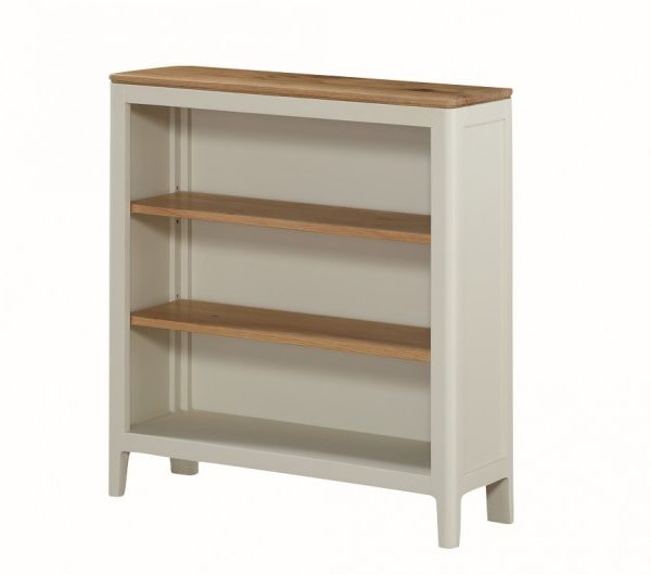 Dunmore Painted Low Bookcase