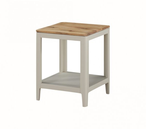 Dunmore Painted End Table