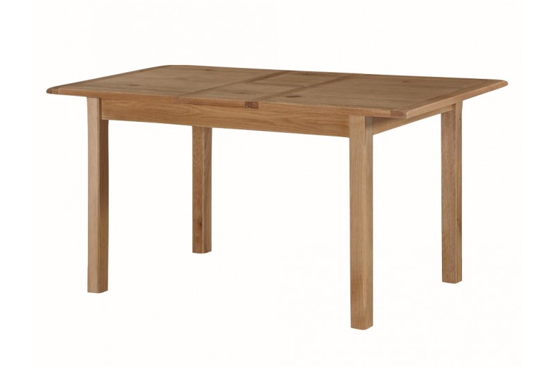 Kilmore Oak 4' Extension Dining Table