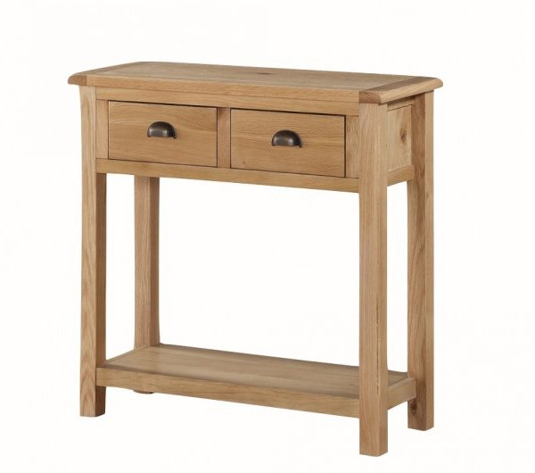 Kilmore Oak Large Hall Table