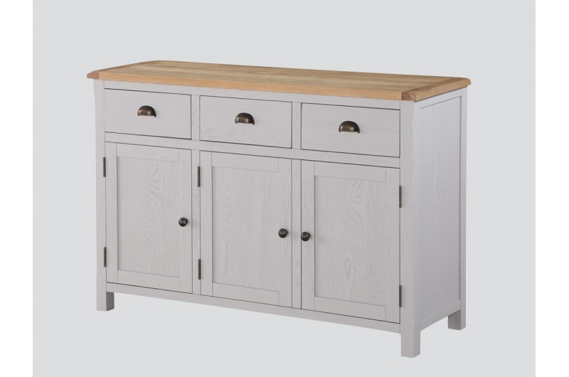 Kilmore Painted 3 Door Sideboard