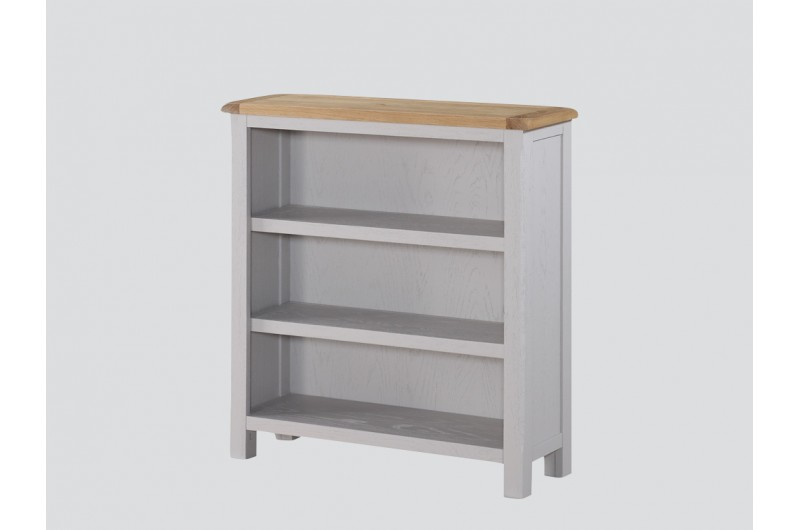 Kilmore Painted Low Bookcase