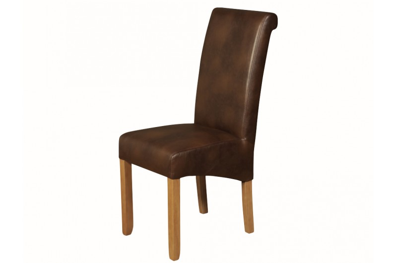 6021 thickbox default Sophie LA Two Tone Tan Dining Chair
