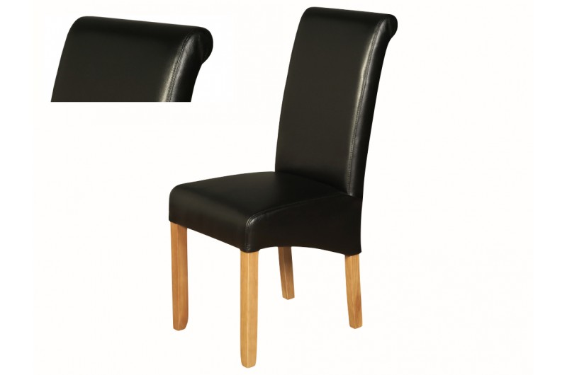 6023 thickbox default Sophie LA Black Dining Chair