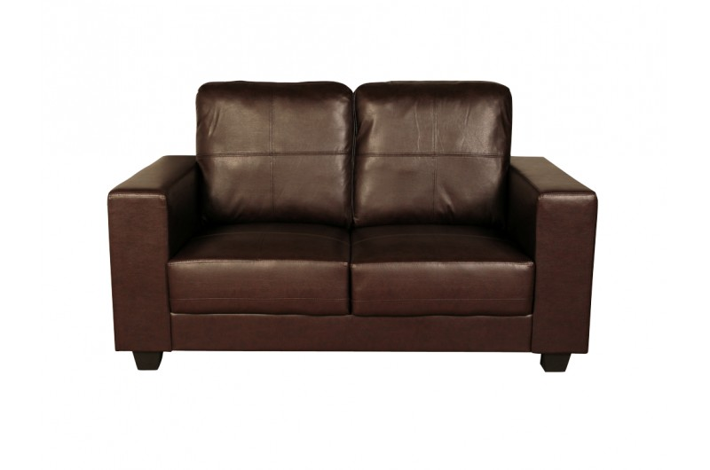 6049 thickbox default Queensbury Fixed 2 Seater Brown