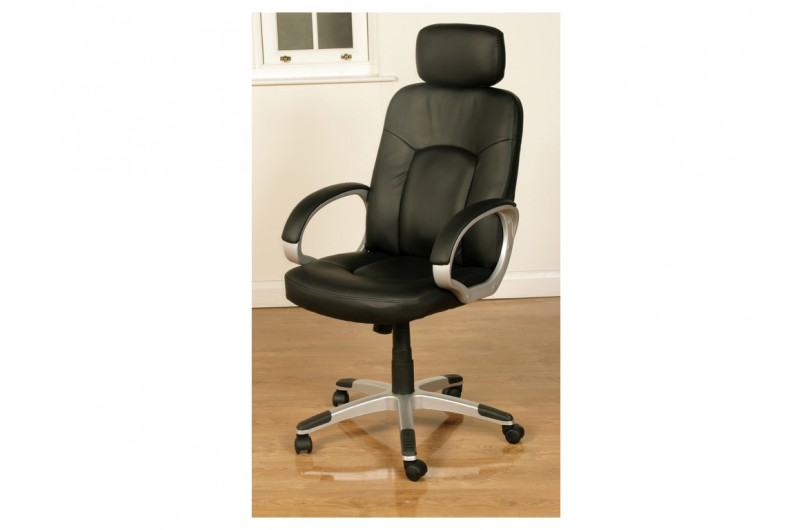 6050 thickbox default Viking Office Chair Black