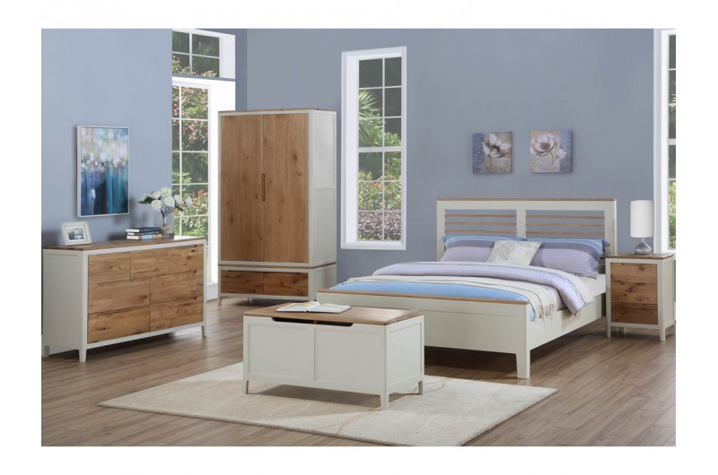 6056 thickbox default Dunmore Painted Bedroom Range